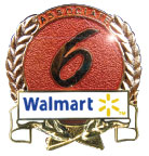 Lapel pin manufacturer, Wal Mart pins, challenge coins and